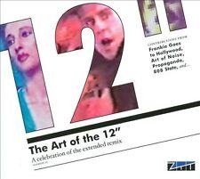 "The Art of the 12"" [Digipak] by Zang Tuum Tumb (CD, Feb-2011, 2 Discs, Salvo)"