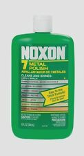 New 12oz NOXON 7 Metal Polish Cleaner For Stainless Aluminum Chrome Brass Pewter
