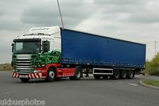 Eddie Stobart PJ12GXR at Goole 2013 Truck Photo B
