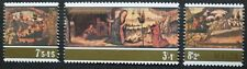 Christmas stamps, the nativity, Magi, Malta, 1975, SG ref: 549-551, 3 stamps MNH