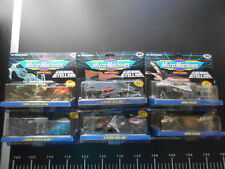 MICROMACHINES Complete Set 6 STAR WARS GUERRE STELLARI MICRO MACHINES * GiG *