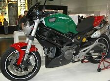 Puntale per DUCATI Monster 696/796/1100 in vtr/Engine Spoiler for DUCATI Monster