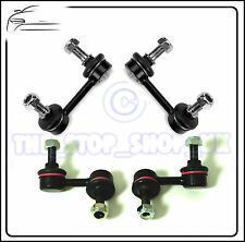 Front & Rear Anti Roll Bar Drop Link Rods Bars To Fit Kia Sorento Feb 2004 ON