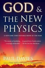 God and the New Physics-ExLibrary