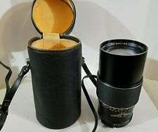 Pro Automatic 1:3.5 f=200mm No.690183 Lens with Carry Case