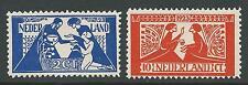 Nederland 1923 TG Toorop  NR.134-135  postfris, mooie serie!