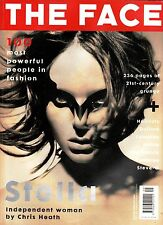 THE FACE September 2002 STELLA McCARTNEY Alexander McQueen MARIANNE SCHROEDER