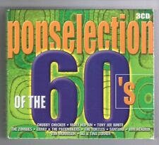 (HA148) Various Artists, Popselection Of The 60's - 2000 Boxset CD