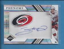2010 Limited Phenoms ZAC DALPE Autograph patch hurricanes #220/299