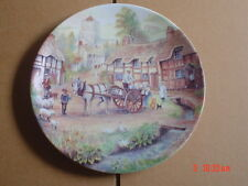 Royal Worcester Collectors Plate FRESH AS THE MORNING DEW