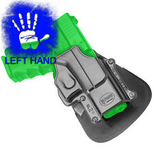 Fobus Paddle Left Hand Polymer Holster for Glock 17 19 22 23 31 32 34 35 GL-2 LH