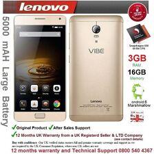 """LENOVO Vibe p1 c58 5.5"""" Smartphone Octa Core Dual SIM 3gb RAM 16gb Sbloccato Nuovo"""