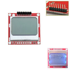 PCB LCD 84X48 84*48 Nokia 5110 Module with blue backlight adapter High quality