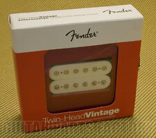 099-2217-105 Genuine Fender Twin Head Vintage Bridge Humbucker Pickup Parchment