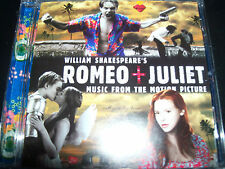 Romeo & Juliet Soundtrack CD ft Desree Kym Mazelle Garbage Everclear & More
