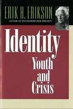 Identity: Youth and Crisis (Austen Riggs Monograph, No 7)