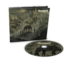 MEMORIAM - For The Fallen - CD ltd. DIGIPAK - DEATH METAL bolt thrower