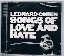 LEONARD COHEN SONGS OF LOVE AND HATE CD SIGILLATO!!!!