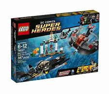 Lego DC Comics Super Heroes Black Manta Deep Sea Strike 76027 Sealed MISB