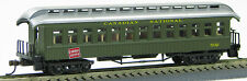 HO 1880-1920's Old Time Pass Coach, Canadian National (01) #512 (1-000232)