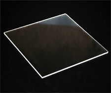 Clear Acrylic Plexiglass sheet 3/8 x 12 x 24