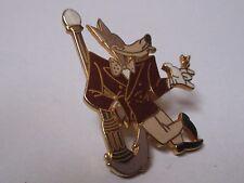 Pin's loup de Tex Avery - lampadaire (signé Démons et merveilles - Turner 1988)