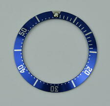 BEZEL INSERT OMEGA SEAMASTER WATCH BLUE PART GENERIC DIAL REPAIRS PART 2551