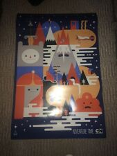 New Cartoon Network Adventure Time 36x24 Poster Jake Princess Bubblegum Ice King
