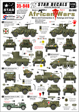 Star Decals, 35-948, Decal for Modern African Wars #3, 1:35