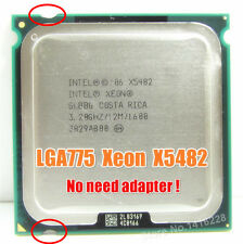 Intel Xeon X 5482 LGA775 = (Core 2 Quad QX9775)more powerful!!!(3.2ghz)