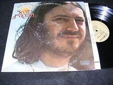 Psych Folk Rock Singer Songwriter Oddity SCOTT FAGAN LP Many Sunny Places RCA 75