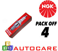 NGK Racing Range Spark Plug set - 4 Pack - Part Number: B9EG No. 3530 4pk