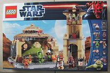 LEGO Star Wars 9516 Jabba 'S PALACE NUOVO & OVP