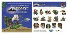 Dakota Embroidery Machine Design CD-Hautman Brothers Exotic Wildlife LS0402