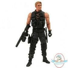 The Expendables 2 Gunner Jensen Figure by Diamond Select Toys