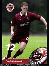 Pavel Malcharek AC Sparta Prag 2004-05 TOP AK + A 60502 OU