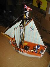 Playmobil Schooner Pirate Ship Sail Boat Victorian  - 3055 3740 lot
