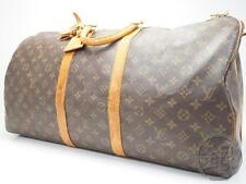 AUTHENTIC PRE-OWNED LOUIS VUITTON VINTAGE KEEPALL 55 TRAVEL BOSTON BAG M41424 NR