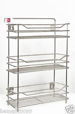 KCL Stainless Steel Kitchen Rack Level 3