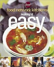 Making It Easy Food Network Kitchens - Food Network Kitchens - Hardcover