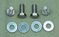 BOTTLE CAGE BOLTS - Campagnolo - 5mm Mounting Bolts & Washers - 2 Sets - NEW