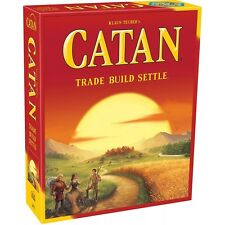 Settlers of Catan 2015 Refresh - Brand new!