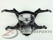 Ducati 1299 1299S Upper Nose Fairing Stay Mounting Bracket 100% Carbon Fiber