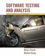 New-Software Testing and Analysis: Process, by Michal Young 1st intl ed