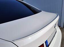lackierte Heckspoilerlippe Spoiler Alpinweiß 300 M-Look passend für BMW F30