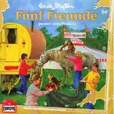 """Cinco amigos """"aconsejado bajo sospecha (episodio 64)"""" CD audiolibro mercancía nueva"""