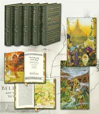 THE HOBBIT, THE SILMARILLION & THE LORD OF THE RINGS ~ EASTON LEATHER! ~ TOLKIEN