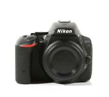Nikon D D5500 24.2MP Full HD 1080p Wi-fi Digital SLR-Negra (solo Cuerpo)