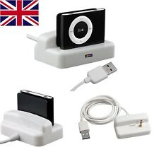 USB Dock Charger for iPod Shuffle 2nd Gen Generation