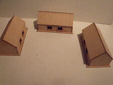 Fantasy building double cottages scenery terrain warhammer 40k table wargames